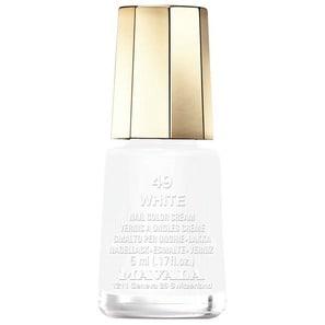 Mini Colours White Mavala