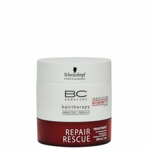 Schwarzkopf Professional BC Bonacure Repair Rescue Treatment - Máscara de Tratamento 200ml