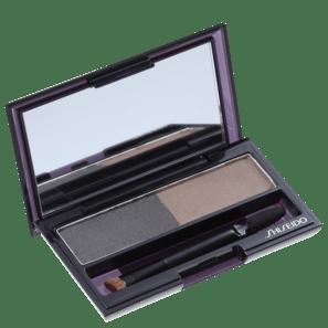 Shiseido Eyebrow Styling Compact Deep Brown Gy901 - Sombra para Sobrancelha 5g