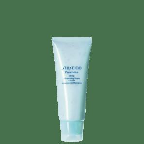 Shiseido Pureness Deep Cleansing - Espuma de Limpeza Facial 100ml