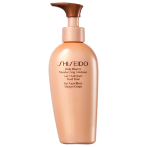 Shiseido Sun Care Daily Bronze Moisturizing Emulsion - Autobronzeador 150ml