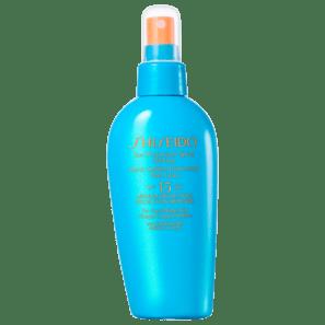 Protetor solar Shiseido