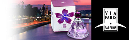 Perfumes Via Paris Masculinos