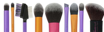 Kits Real Techniques de Pincéis para Maquiagem