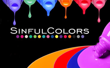 SinfulColors Professional