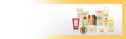 Kits Burt's Bees de Tratamento de Pele