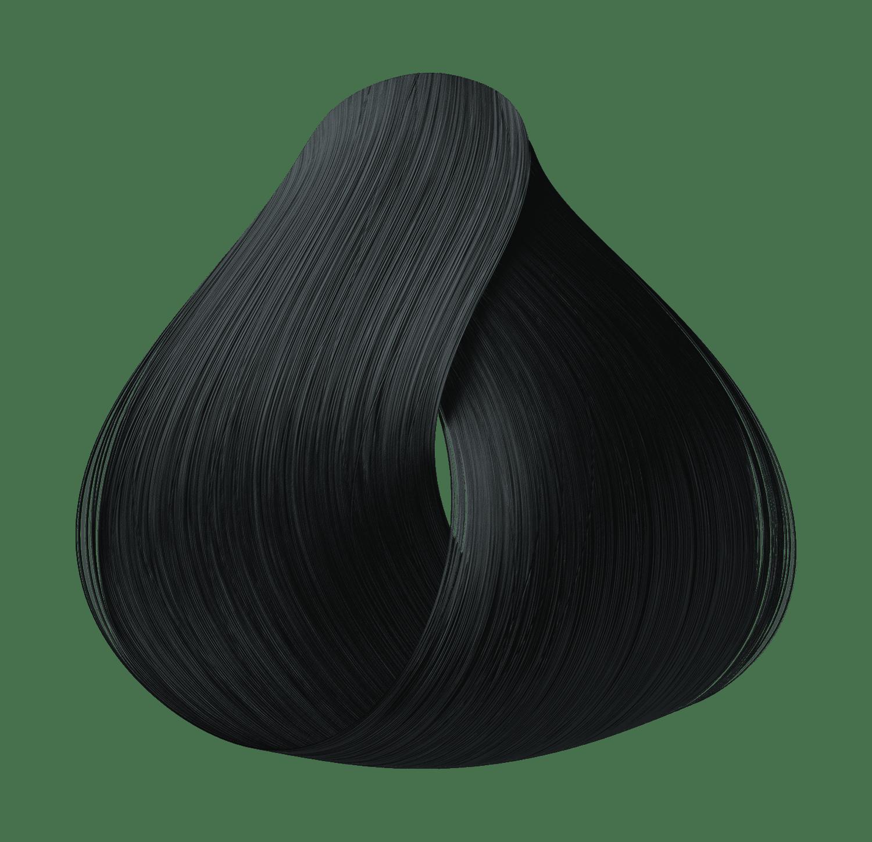 Alfaparf Evolution Of The Color 1 Preto - Coloração Permanente 60ml