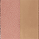 Duo Blush e Bronzer Glam Rosa Elegante 5g