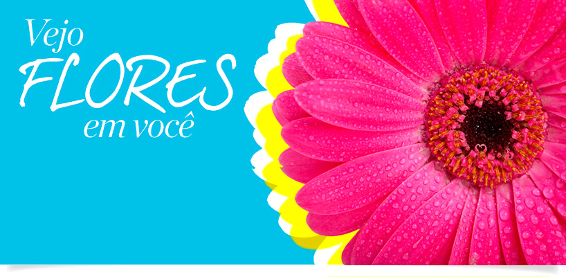 Produtos de beleza para a primavera banner