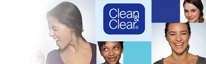 Tratamento Clean & Clear para Espinhas e Acne