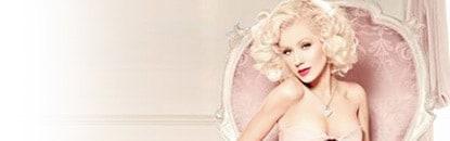 Pós-Banho Christina Aguilera