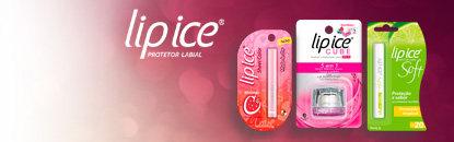 Protetor Labial Lip Ice com Proteção Solar