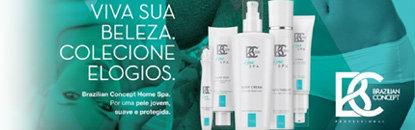 Brazilian Concept para a Pele de Mãos e Pés