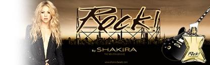 Perfumes Shakira
