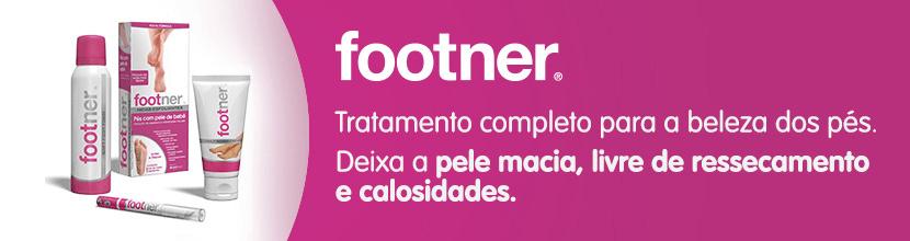 Footner para a Pele dos Pés