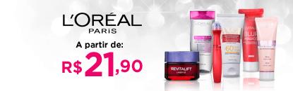 L'Oréal Paris Cuidados com a Pele