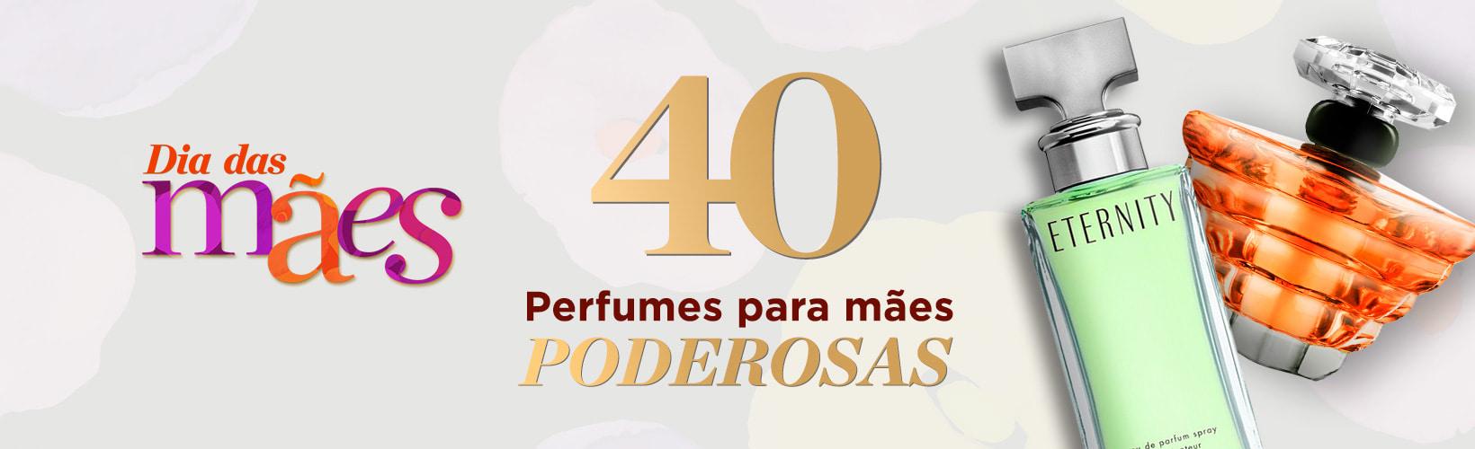 Dia das Mães Perfumes para Presente