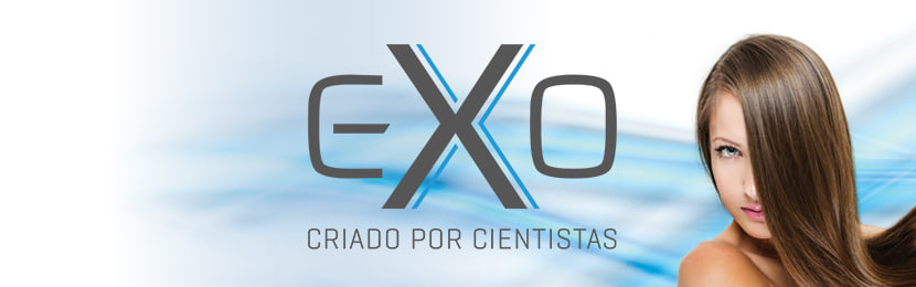 Leave-in e Creme para Pentear Exo Hair
