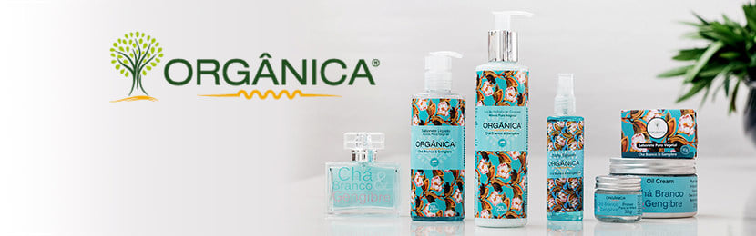 Perfumes Orgânica