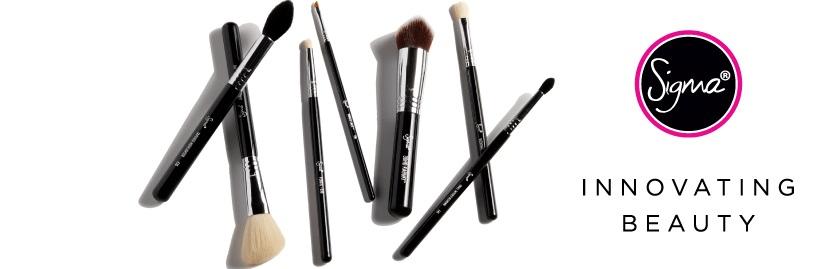 Maquiagem Sigma Beauty