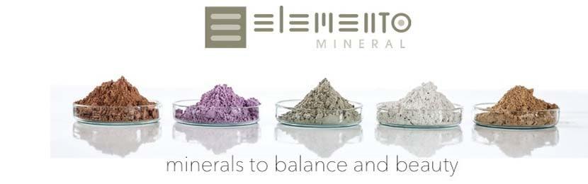 Acessórios Elemento Mineral para Corpo e Banho