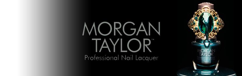 Maquiagem Morgan Taylor