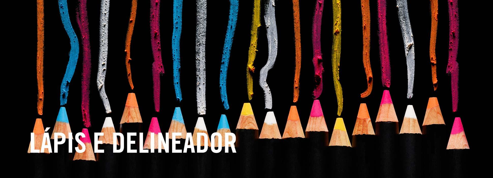 Lápis de Boca e Delineador M·A·C