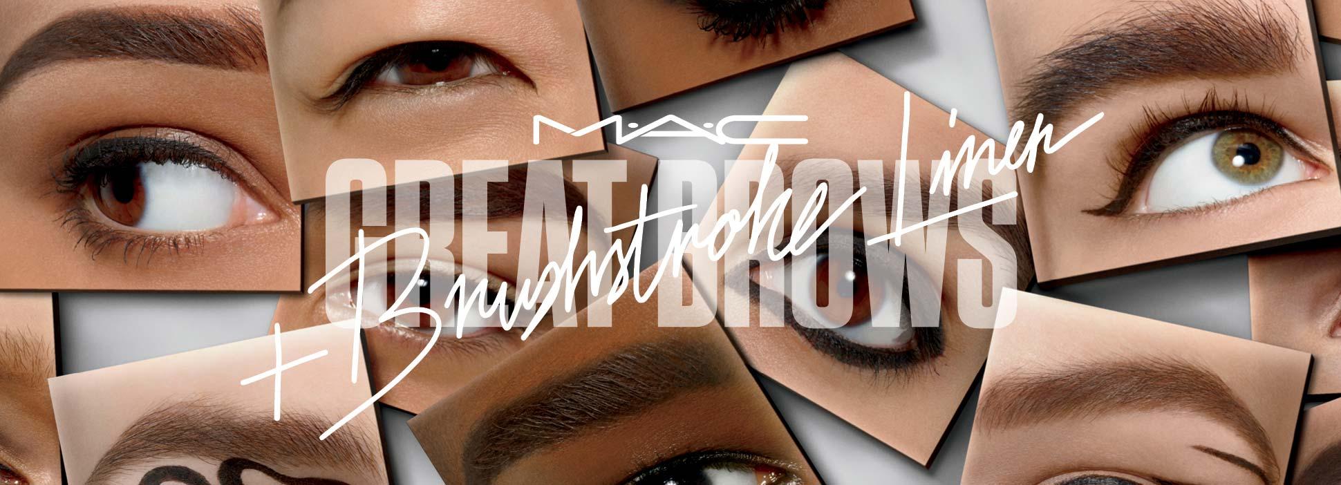 Maquiagem MAC para Sobrancelhas