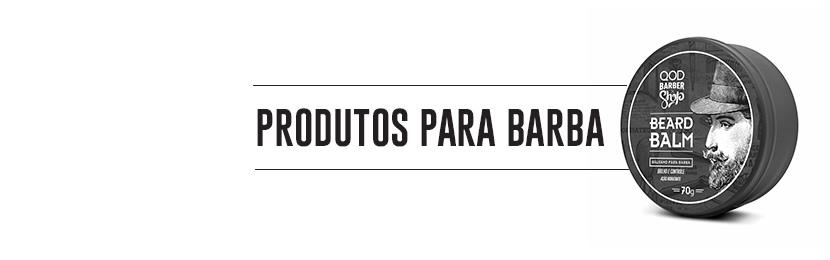 Produtos QOD para Barba
