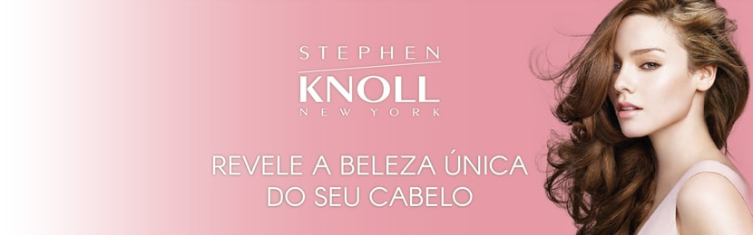 Leave-in e Creme para Pentear Stephen Knoll