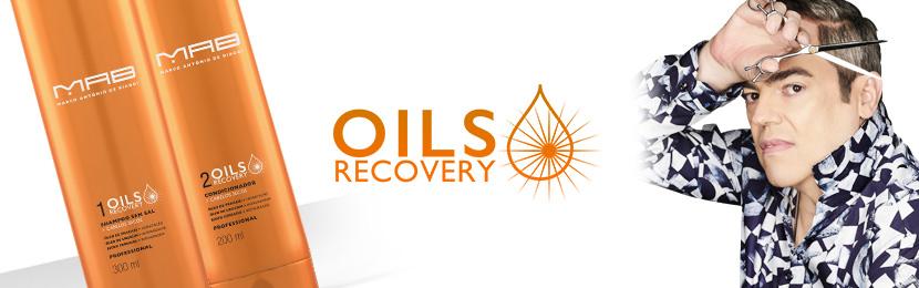 MAB Marco Antônio de Biaggi Oils Recovery