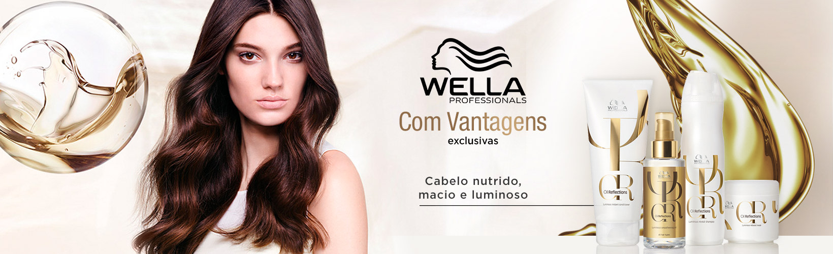 Produtos Wella Professionals em Promoção