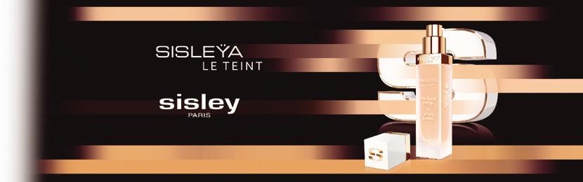 Sombra Sisley e Pigmento