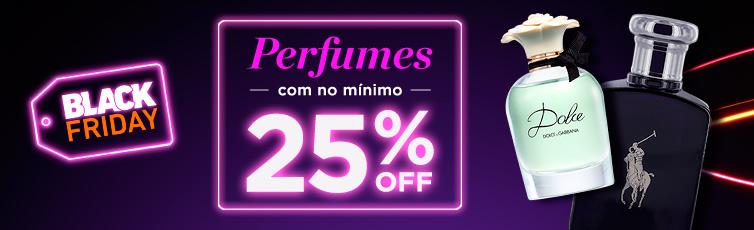 Black Friday - Perfumes Especiais