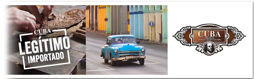 Perfumes e Perfumaria Cuba Masculinos