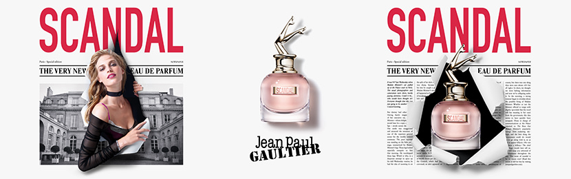 Kits Jean Paul Gaultier Unissex