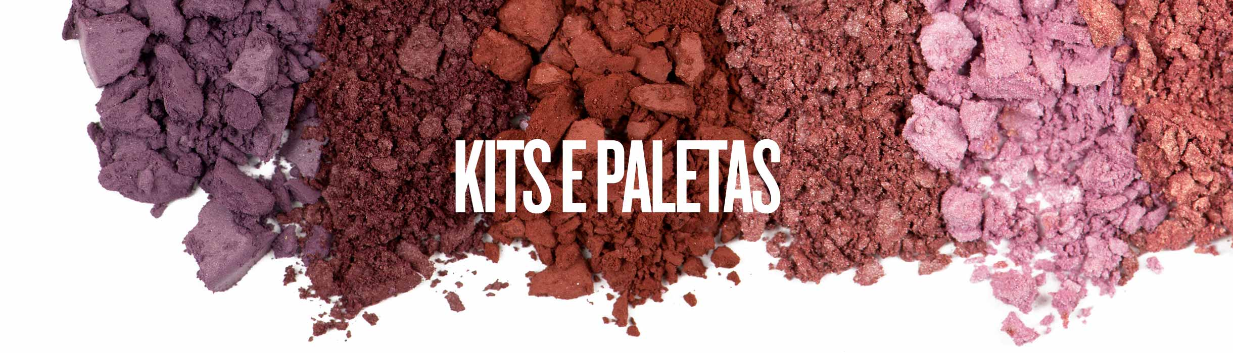 Kits e Paletas Smashbox
