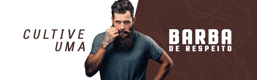 Barba de Respeito Corpo e Banho