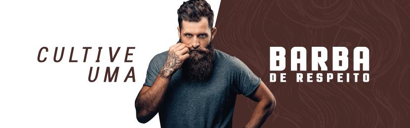 Produtos Barba de Respeito para o Barbear