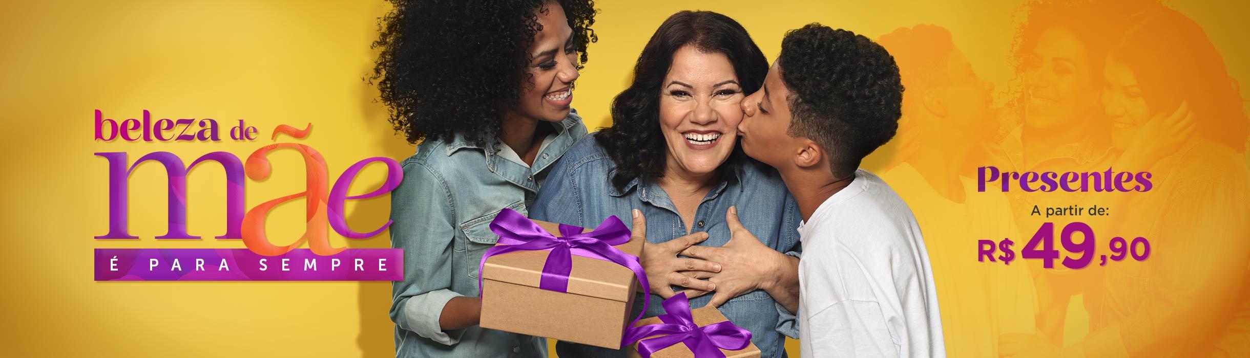 Dia das Mães - Boas Promoções