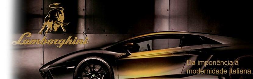 Perfume Lamborghini