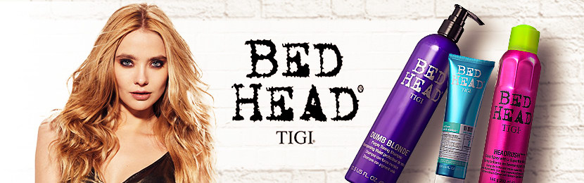 TIGI Bed Head Styleshots Epic Volume