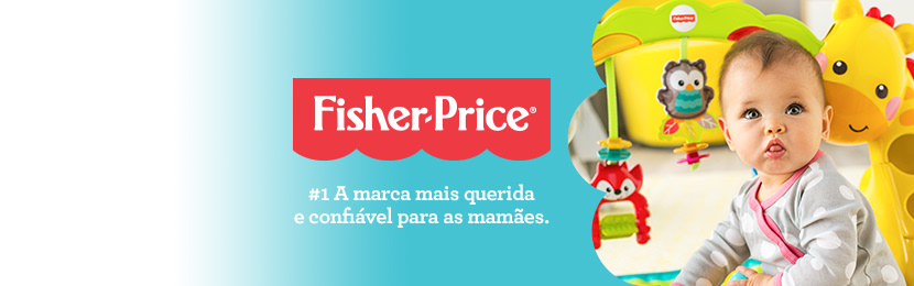 Condicionador Fisher-Price