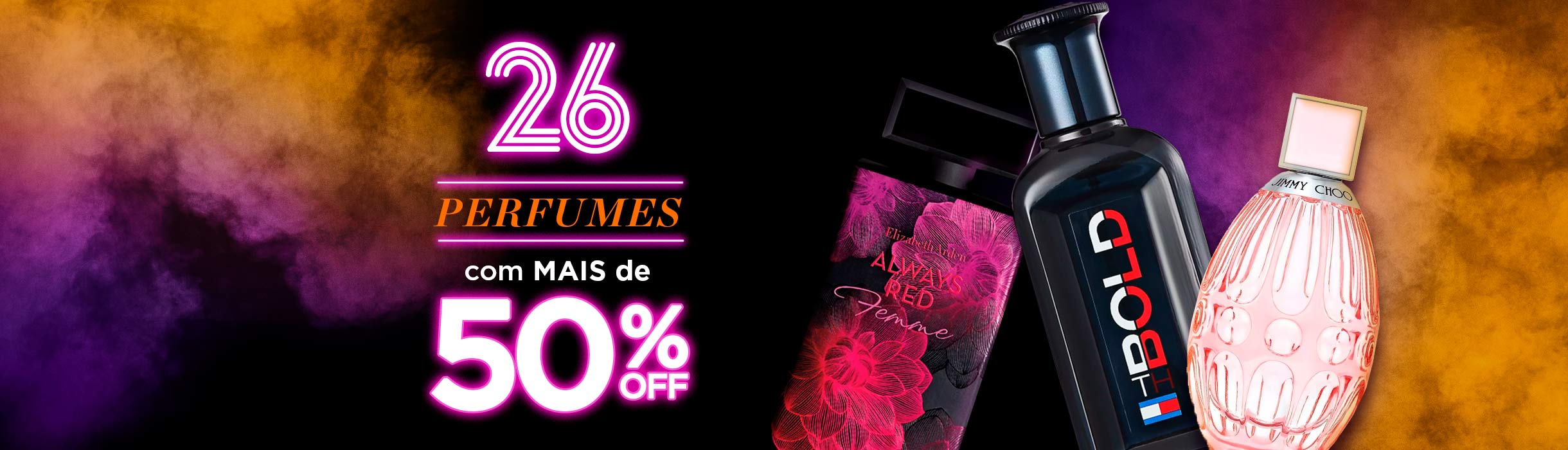 Promoção Especial em Perfumes na Black Friday