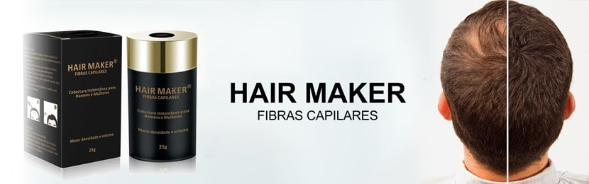 Fibra Capilar Hair Maker