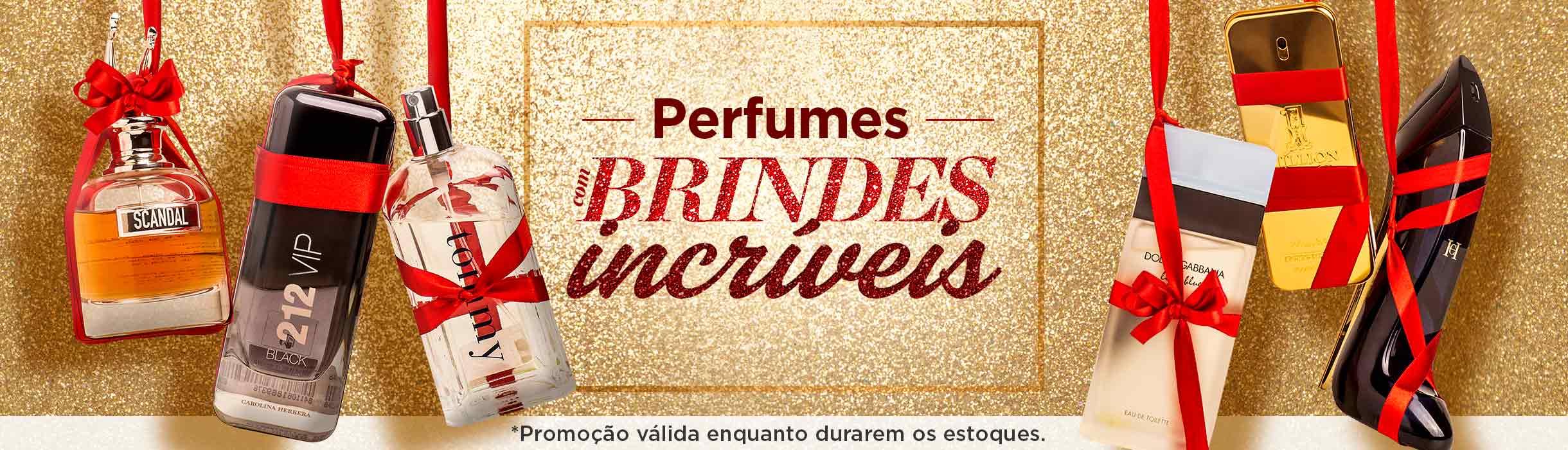Perfumes para Presente de Natal