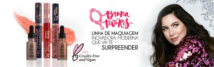 Máscara para Cílios Bruna Tavares
