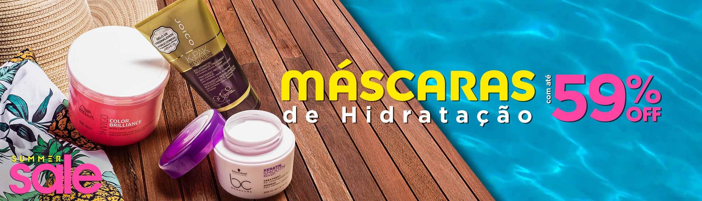 742d39fa6 Summer Sale: Especial para Cabelos Normais e Todos os Tipos | Beleza ...