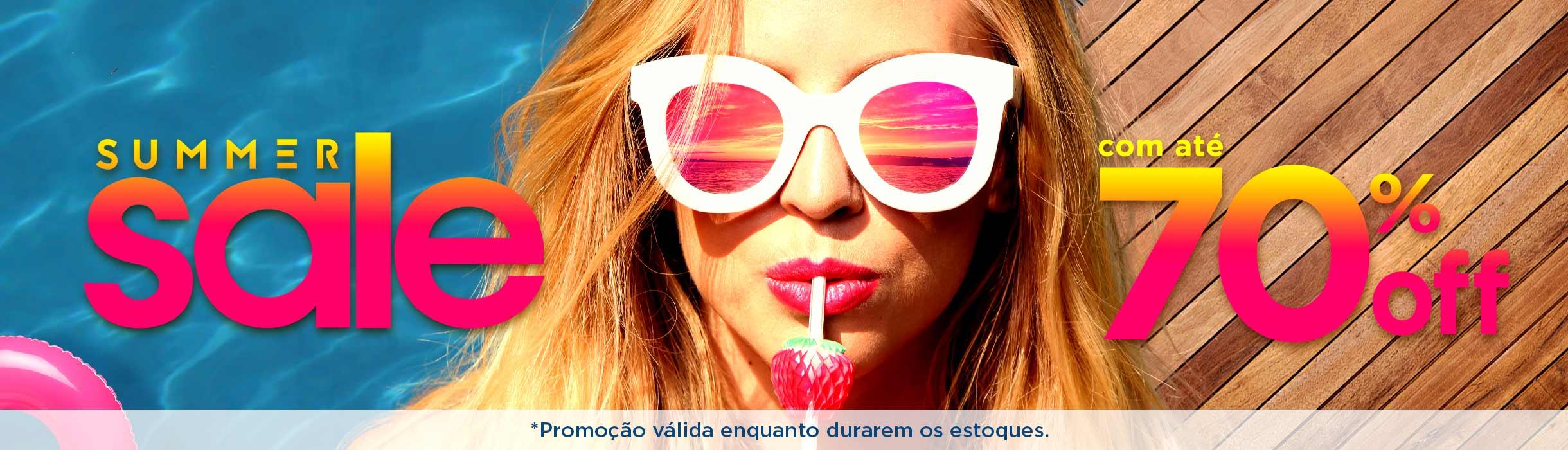 Oferta Especial Summer Sale
