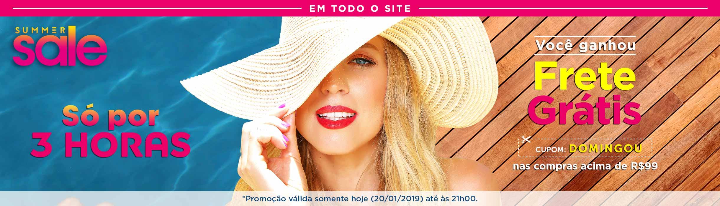 Promoção Especial Beleza na Web